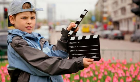 Tips for Working with Child Actors on a Film or Video Set
