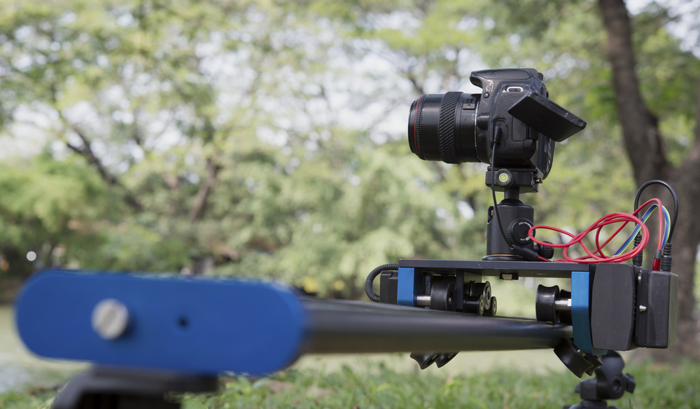 Lone Operator? Make Your Next Purchase a Motorized Slider