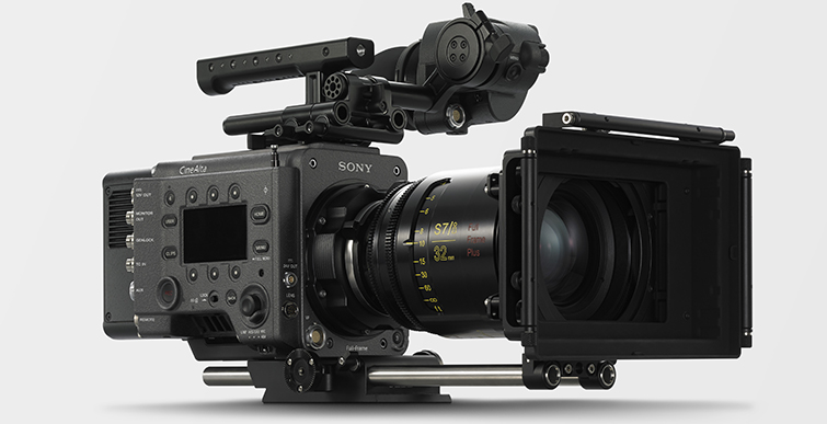 Sony Announces the New 6K CineAlta VENICE Cinema Camera - Body
