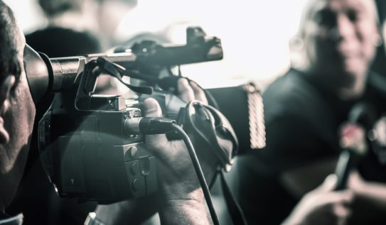 How to Approach People for Interviews or B-Roll Shots