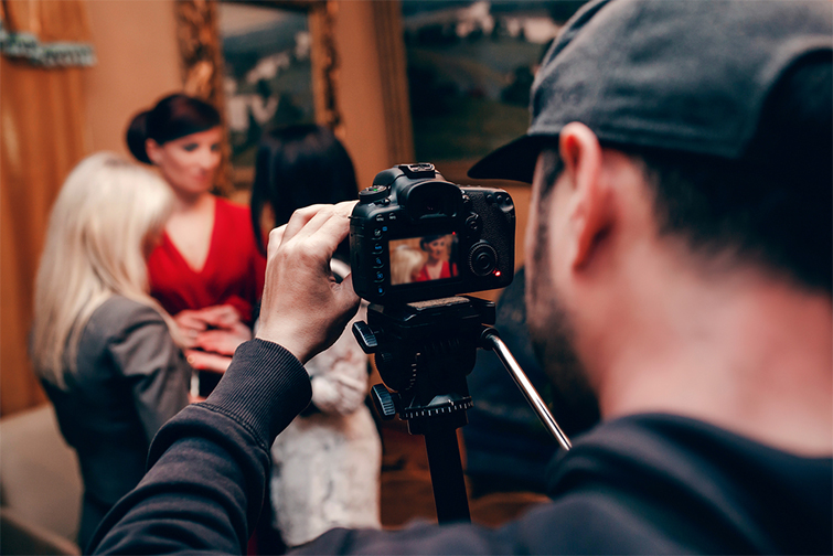 How to Approach People for Interviews or B-Roll Shots — Circle Back