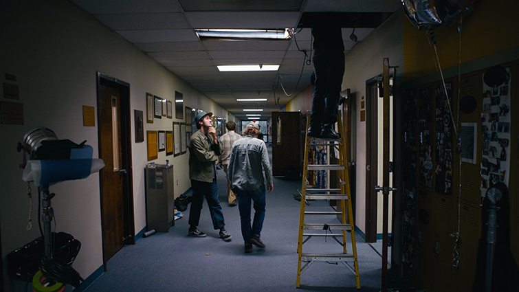 Navigating the Challenges of the One-Take Short Film — Booking