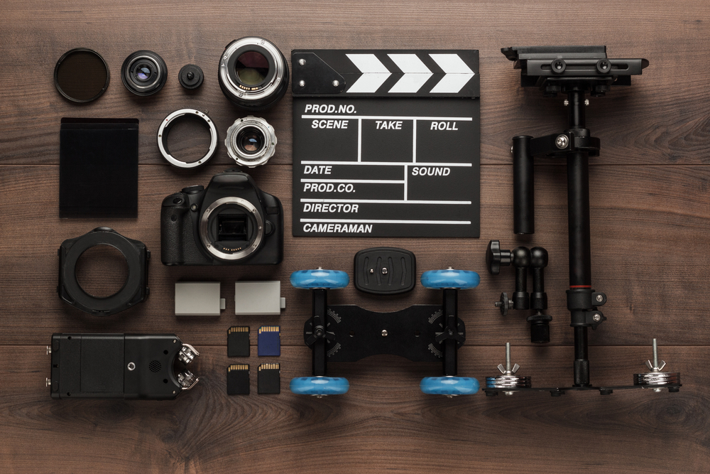 How Can Filmmakers Adapt to Hollywood's Slump? — Camera Equipment