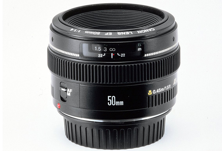 The Ultimate Guide to Becoming a Shreditor: Shooting — 50mm f/1.4