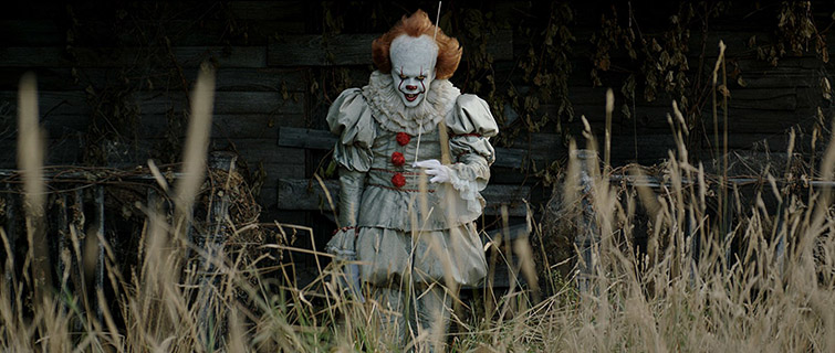 "A Look Inside the Post-Production Process Behind ""It"" — Color Grading"