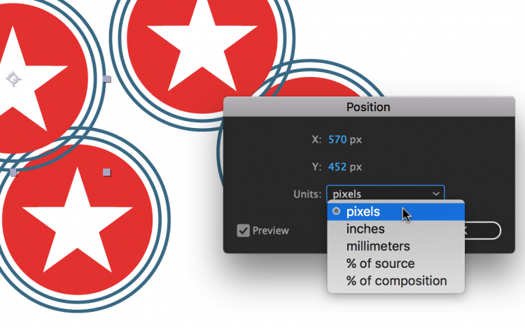How to Perfectly Position Assets in Adobe After Effects — Position Layers