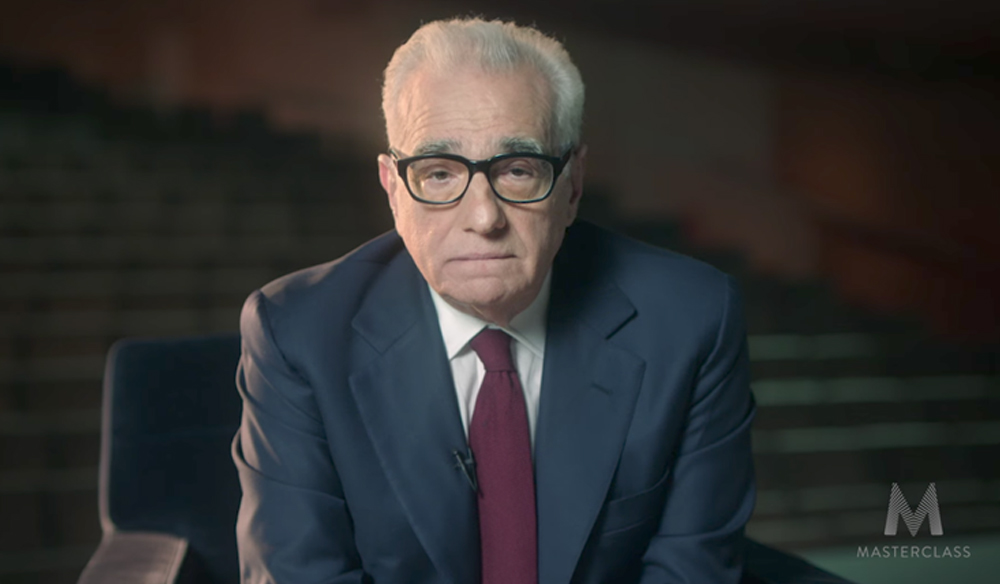 Learn Filmmaking From Martin Scorsese In the Next Masterclass