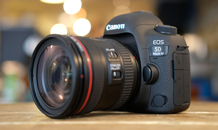 The Ultimate Guide to Becoming a Shreditor: Shooting — Canon 5D Mark IV