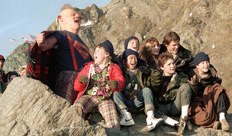 Tips for Working with Child Actors on a Film or Video Set — The Goonies