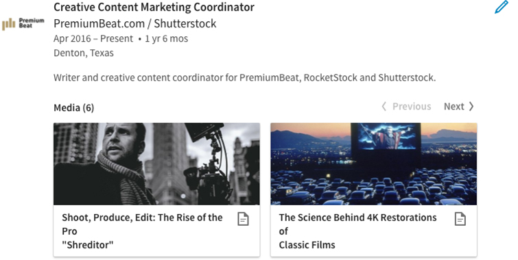 5 Tips for Building a Video Professional Linkedin Profile