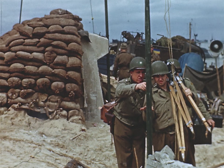 """Five Came Back"" — Lessons from Famous Directors During WWII — Still"