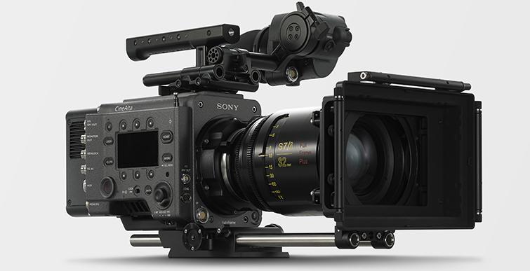 Sony Announces the New 6K CineAlta VENICE Cinema Camera - Body