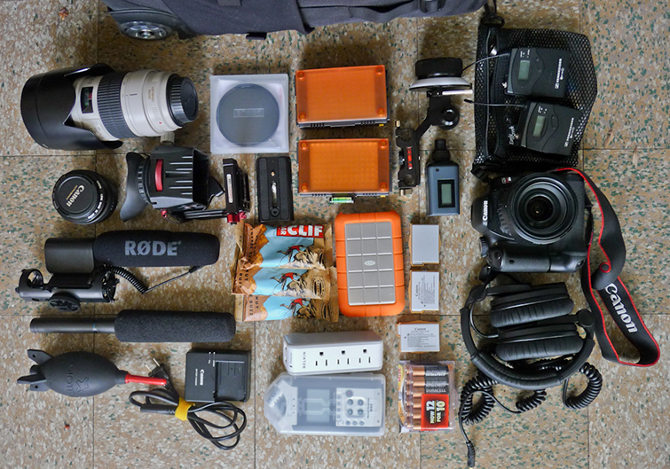 The Ultimate Guide to Becoming a Shreditor: Shooting — Video Gear