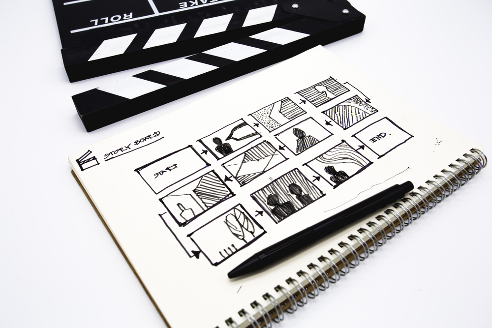 The Ultimate Guide to Becoming a Shreditor: Production — Storyboarding