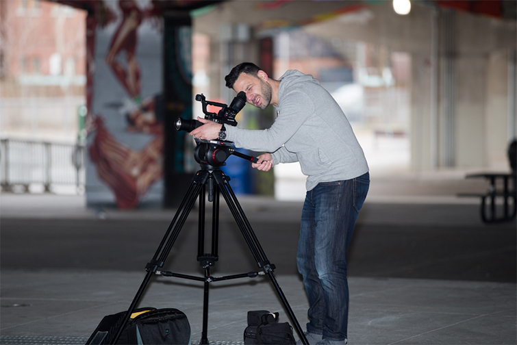 The Ultimate Guide to Becoming a Shreditor: Shooting — Tripod