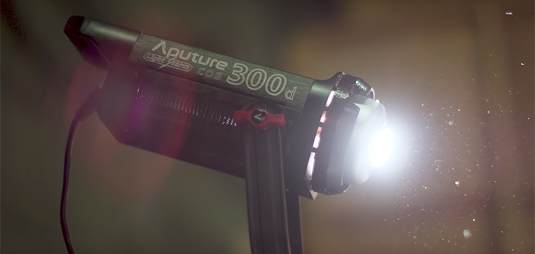 Light Storm C300d: Aputure's Brightest LED Light Ever Is Now Available — Aputure 300d