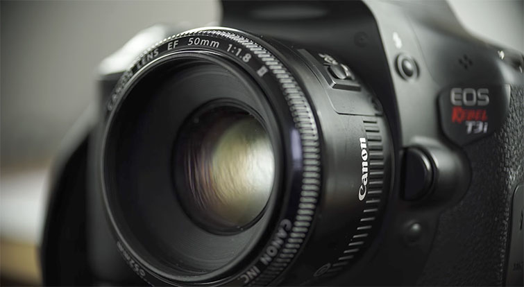 What You Should Buy After You've Purchased a Camera — 50mm Lens