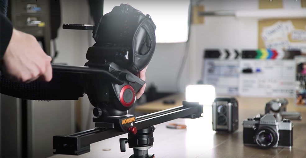 What You Should Buy After You've Purchased a Camera — Slider