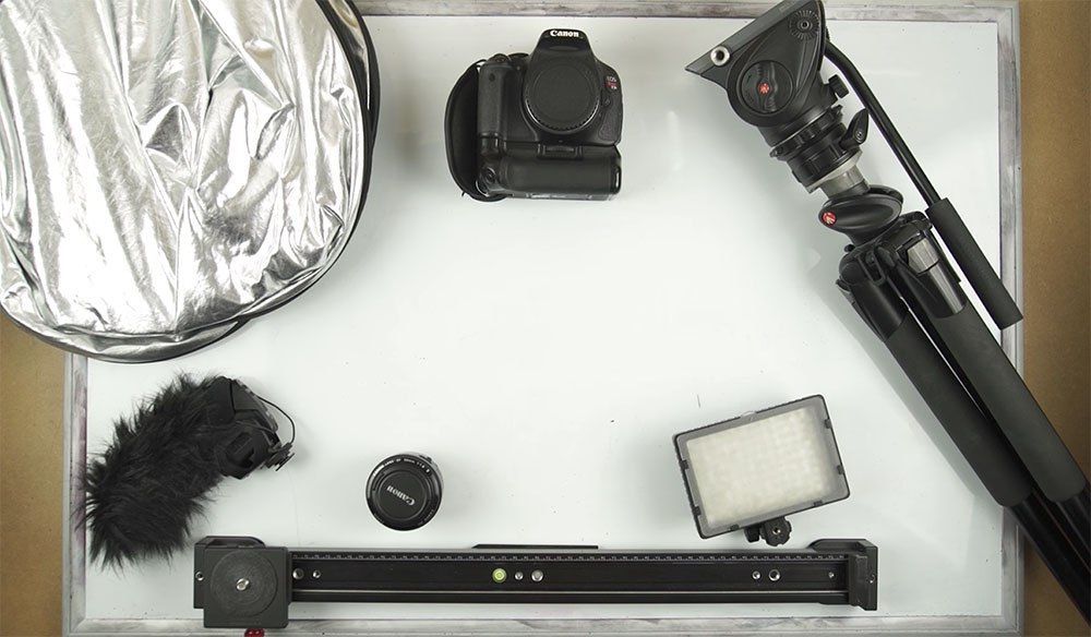 What You Should Buy After You've Purchased a Camera