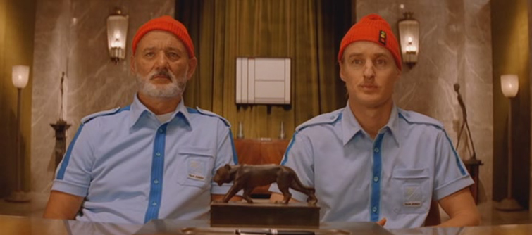 How to Stylize Your Cinematography Like Wes Anderson — Flat Compositions