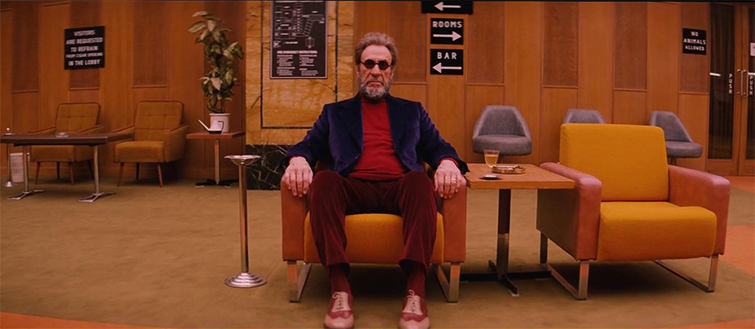 How to Stylize Your Cinematography Like Wes Anderson — Create Lines