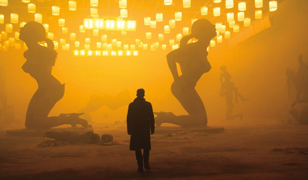 How Roger Deakins Shot and Lit Blade Runner 2049