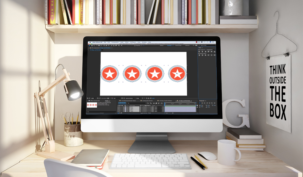 How to Perfectly Position Assets in Adobe After Effects