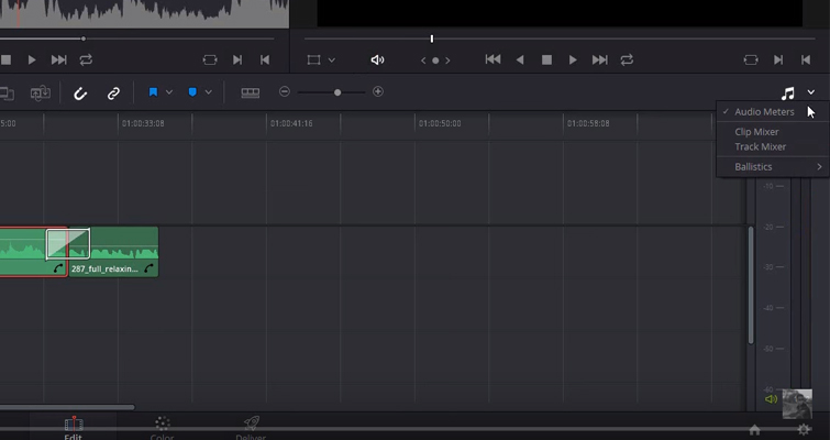 Here's The Lowdown on The Newest Audio Features in Resolve's Edit Page — New Mixer