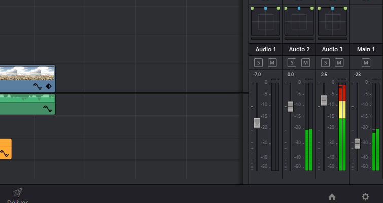 Here's The Lowdown on The Newest Audio Features in Resolve's Edit Page — Mix Tracks