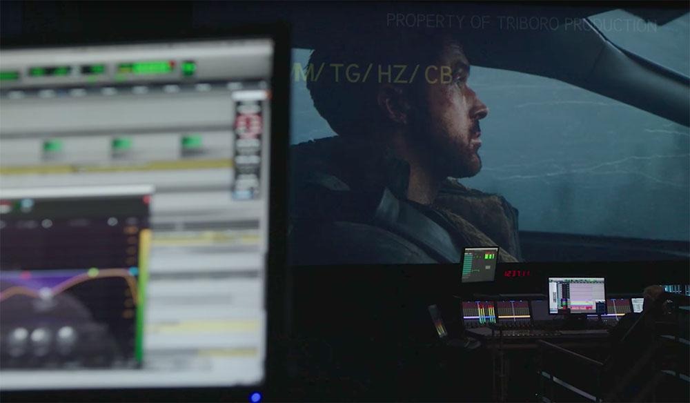 The Secrets Behind the Sound Design of Blade Runner 2049