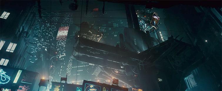 The Secrets Behind the Sound Design of Blade Runner 2049 — Background
