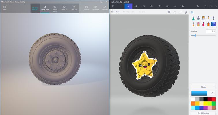 How The Windows 10 Creators Update Helps Indie Filmmakers — Microsoft Paint 3D