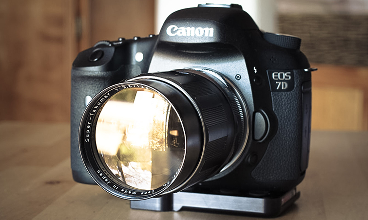 Working with Vintage Lenses on Modern Cameras — Using Lenses