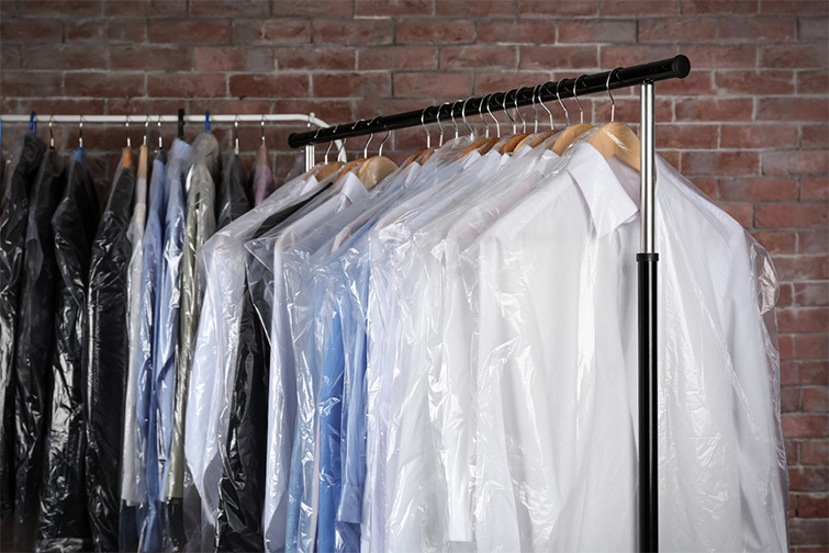 The Practical Guide to Independent Costume Design — Garment Rack