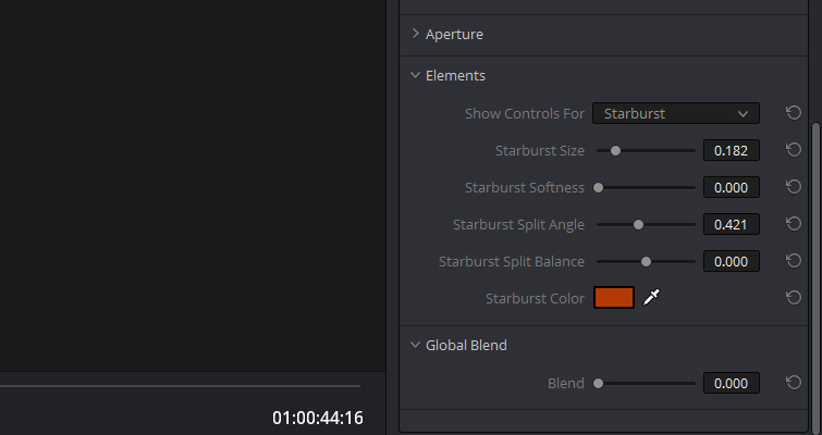 How to Create A Realistic Lens Flare In DaVinci Resolve — Show Controls