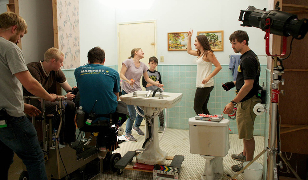 Production Tip: 5 Tricks for Filming in Small Spaces