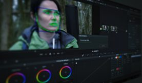 Working with DaVinci Resolve 14's Powerful Face Refinement Plug-in