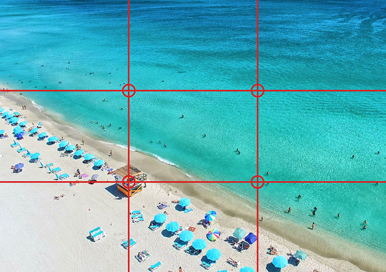 Back to Basics: The Rule of Thirds in Filmmaking — Rule of Thirds Grid