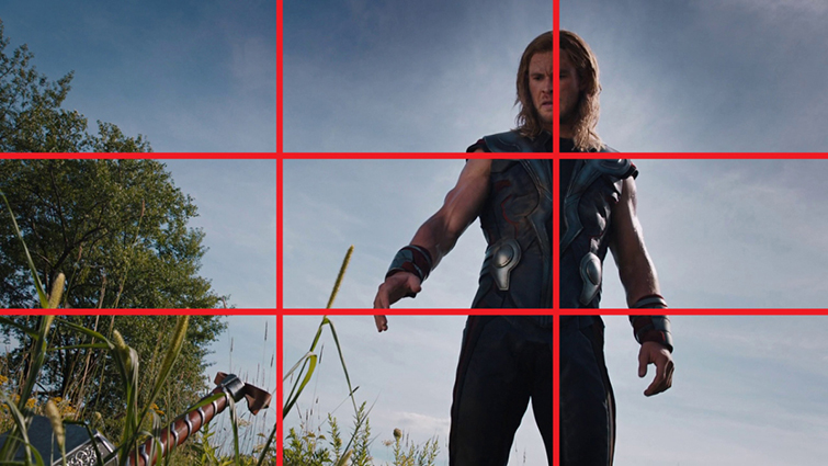 Back to Basics: The Rule of Thirds in Filmmaking — Placement