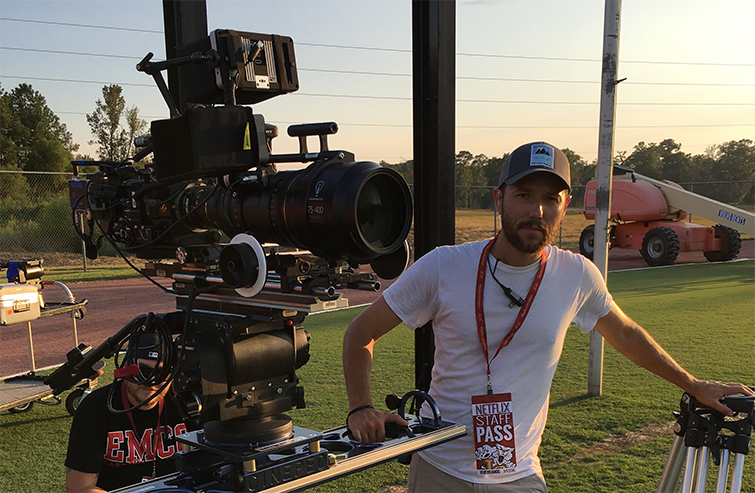 The Cameras Behind Netflix Original Films and Series - Last Chance U