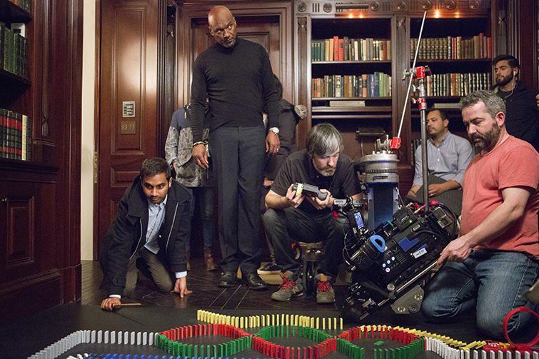 The Cameras Behind Netflix Original Films and Series - Master of None 2