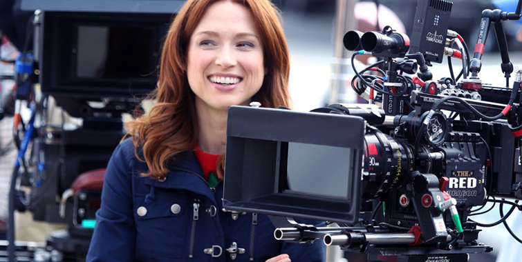 The Cameras Behind Netflix Original Films and Series - Kimmy Schmidt
