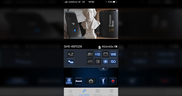 The Filmmaking (and Photography) Companion App That's Actually Useful — Live Control