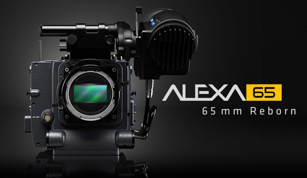Inside the Filmmaking Beauty of the ARRI Alexa 65 — ARRI