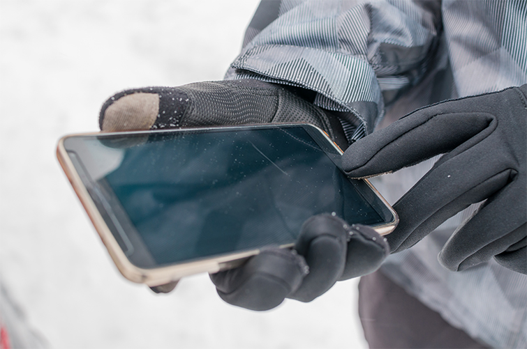 7 Tips for Handling Your Camera Gear in the Cold — Touchscreen Gloves