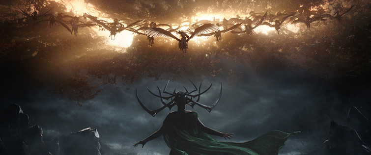 How the Team Behind Thor: Ragnarok Crafted an Epic Action Film — Visual Effects