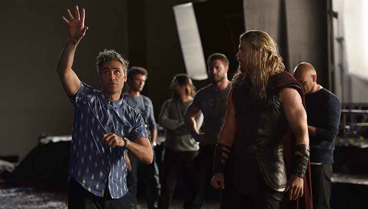 How the Team Behind Thor: Ragnarok Crafted an Epic Action Film — Directing