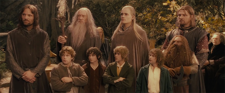 5 Tips from the Pros for Adapting Books into Film Scripts — Fellowship of the Ring