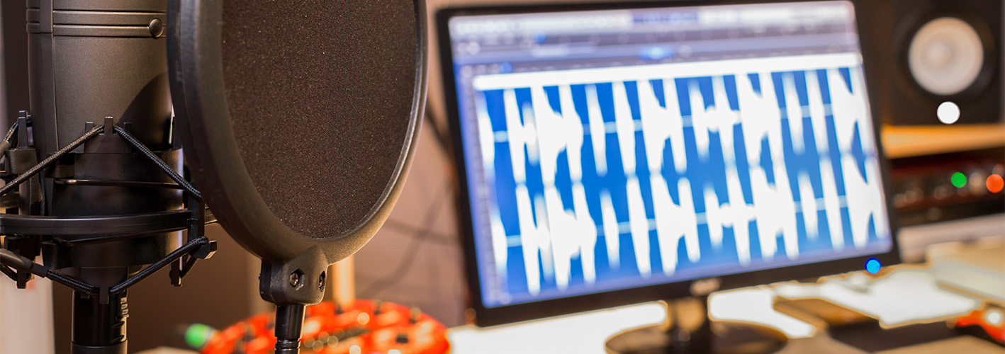 The Perfect Soundtrack for Your Next Podcast — Setup