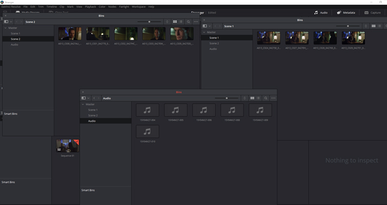 What You Need to Know About Resolve 14's Latest Media Page — Popout Window